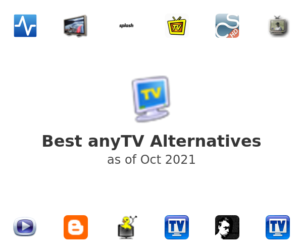 Best anyTV Alternatives