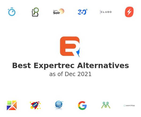 Best Expertrec Search Engine Alternatives