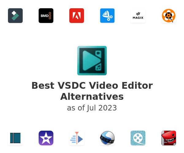 Best VSDC Video Editor Alternatives