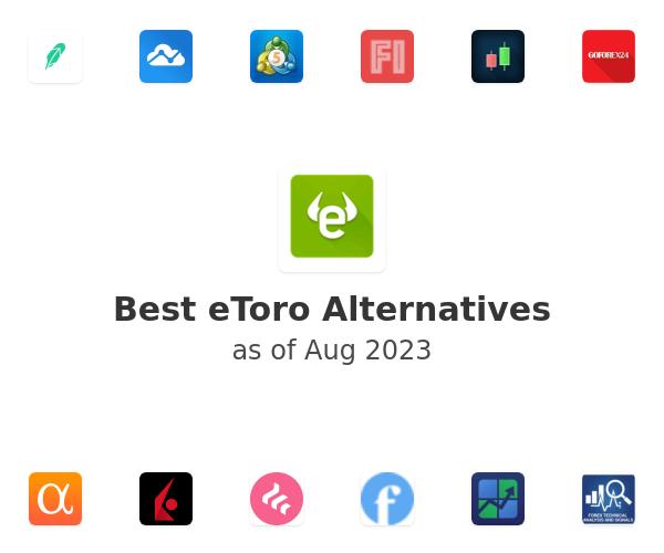 Best eToro Alternatives
