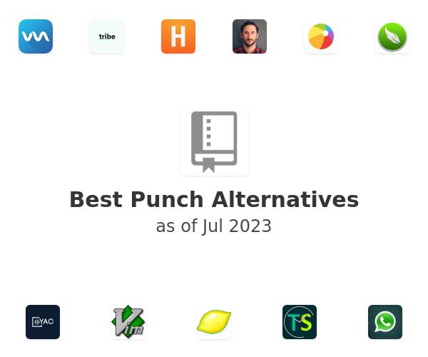 Best Punch Alternatives