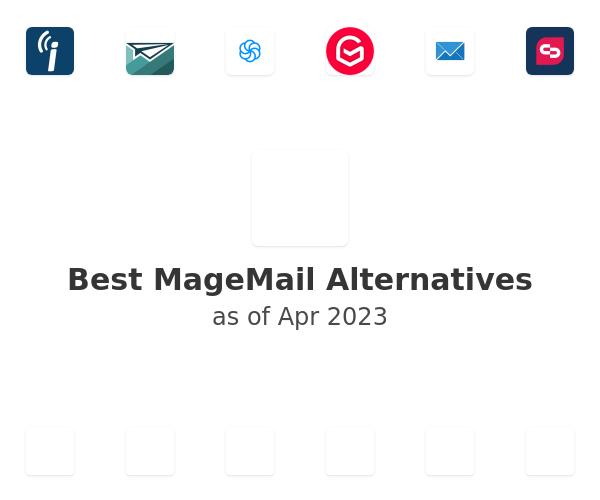 Best MageMail Alternatives