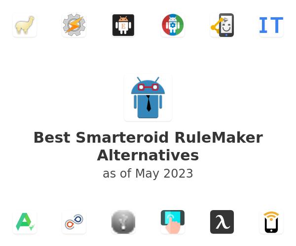 Best Smarteroid RuleMaker Alternatives