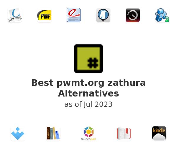 Best pwmt.org zathura Alternatives