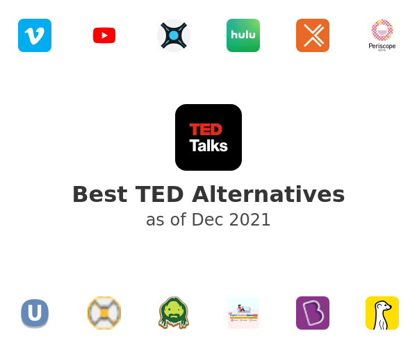 Best TED Alternatives