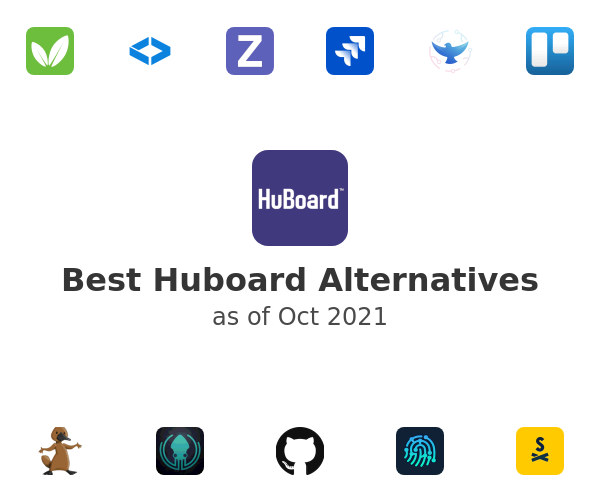 Best Huboard Alternatives