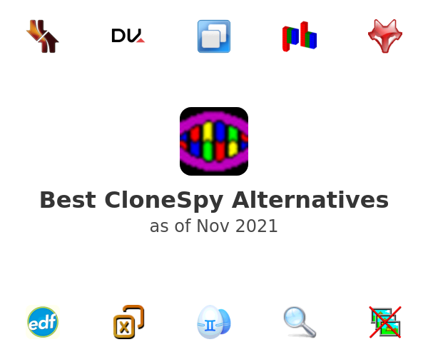 Best CloneSpy Alternatives