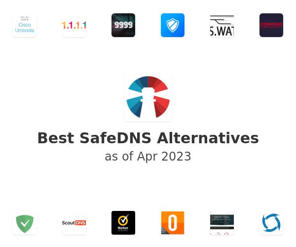 Best SafeDNS Alternatives