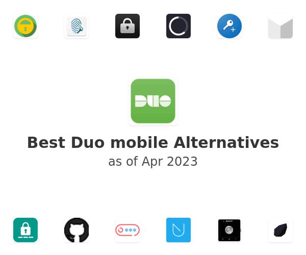 Best Duo mobile Alternatives