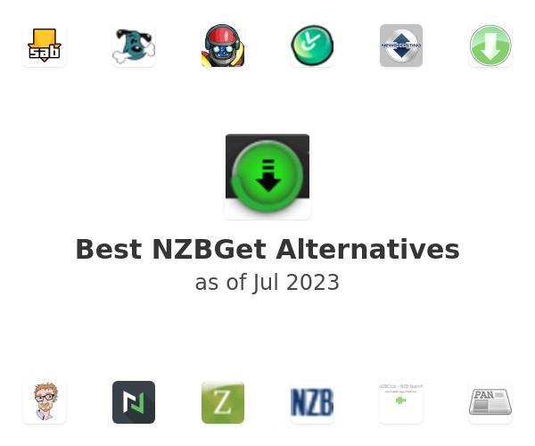 Best NZBGet Alternatives