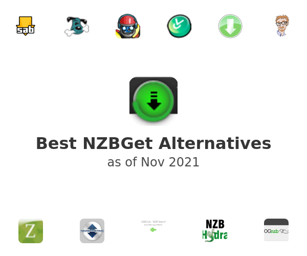 Best NZBGet Alternatives