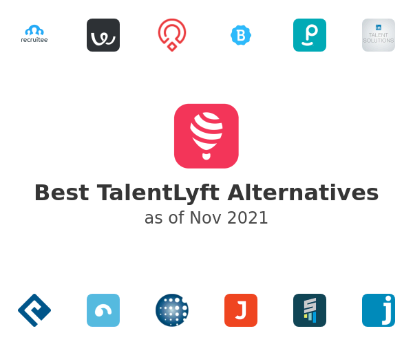 Best TalentLyft Alternatives