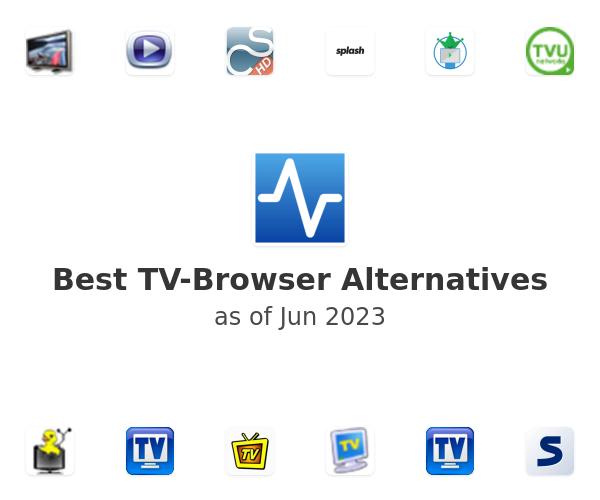 Best TV-Browser Alternatives