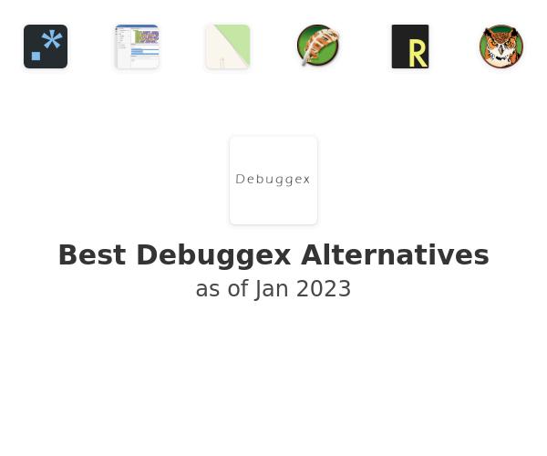 Best Debuggex Alternatives