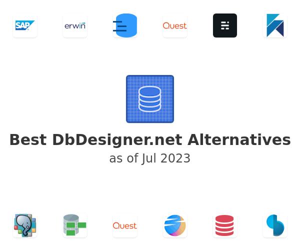Best DbDesigner.net Alternatives