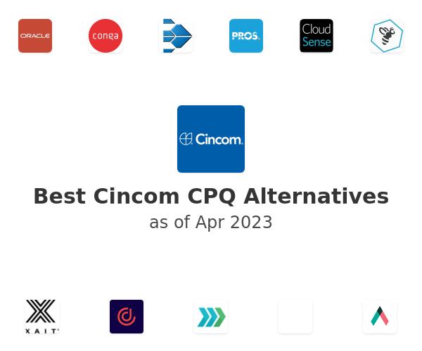 Best Cincom CPQ Alternatives