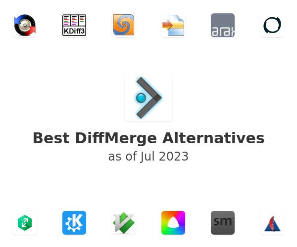 Best DiffMerge Alternatives