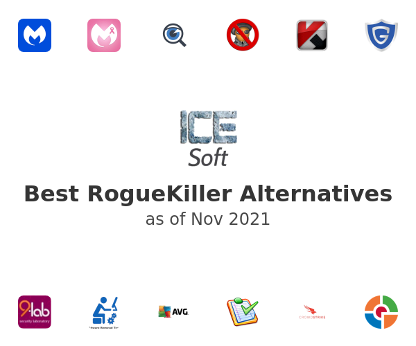 Best RogueKiller Alternatives