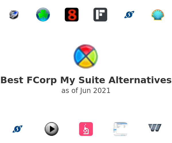 Best FCorp My Suite Alternatives