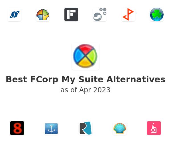 Best FCorp My Suite Alternatives
