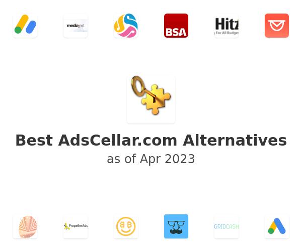 Best AdsCellar.com Alternatives