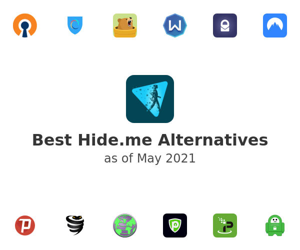 Hide.Me Alternative