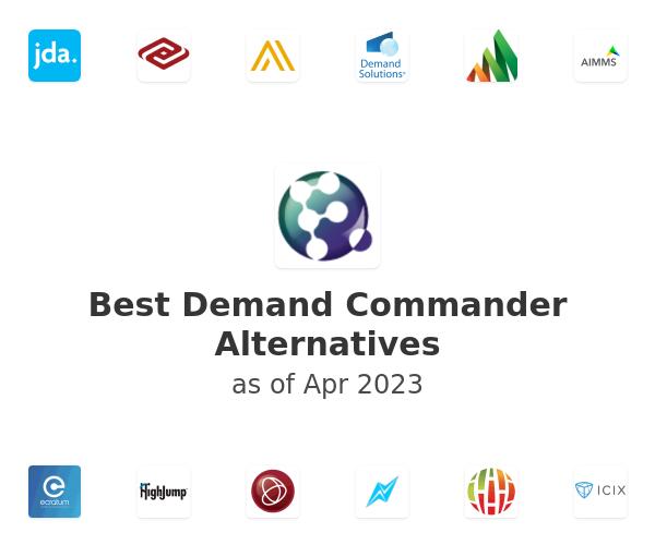 Best Demand Commander Alternatives