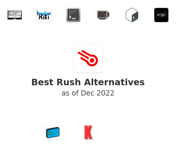 Best Rush Alternatives