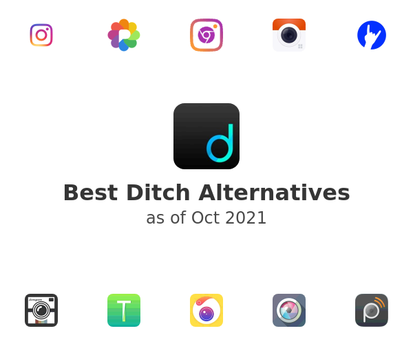 Best Ditch Alternatives