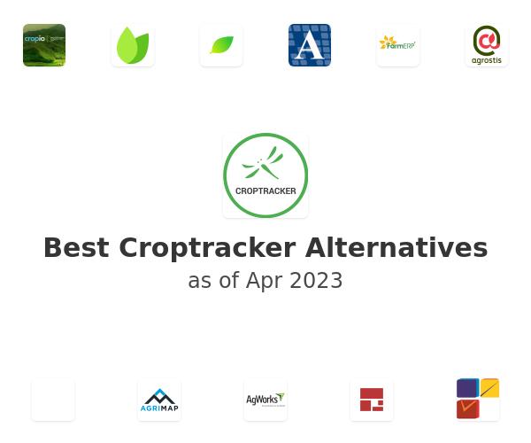 Best Croptracker Alternatives