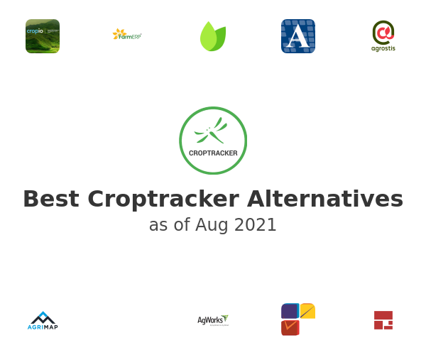 Best Croptracker Alternatives