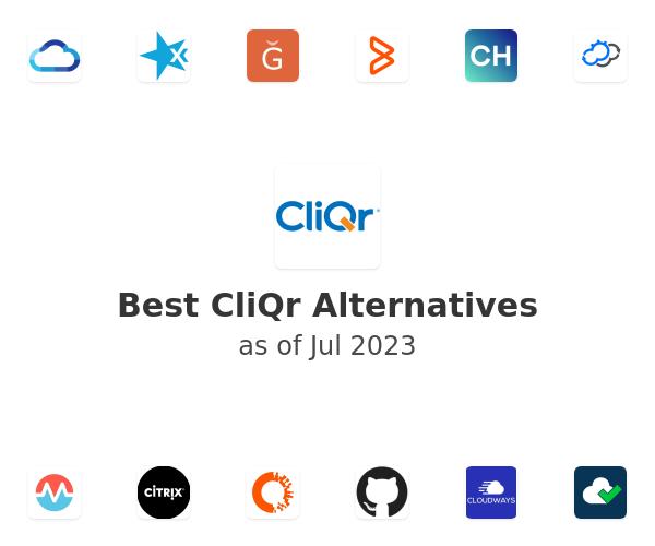 Best CliQr Alternatives