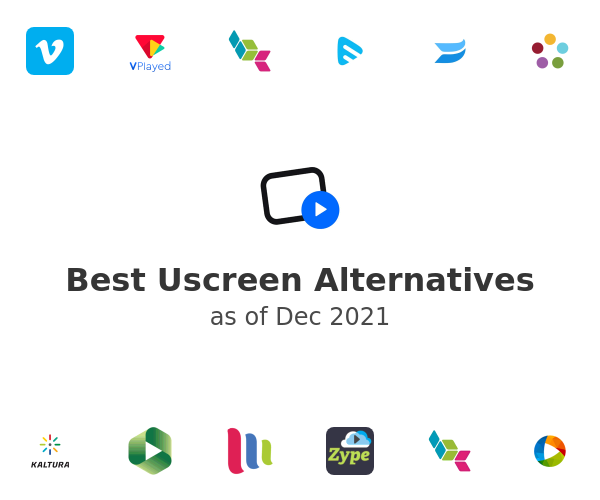 Best Uscreen Alternatives