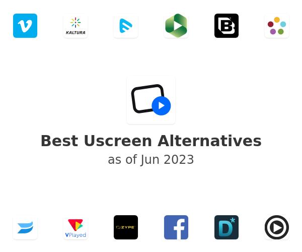 Best Uscreen Alternatives