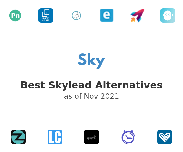 Best Skylead Alternatives