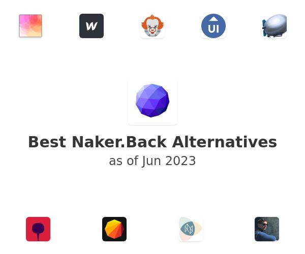 Best Naker.Back Alternatives