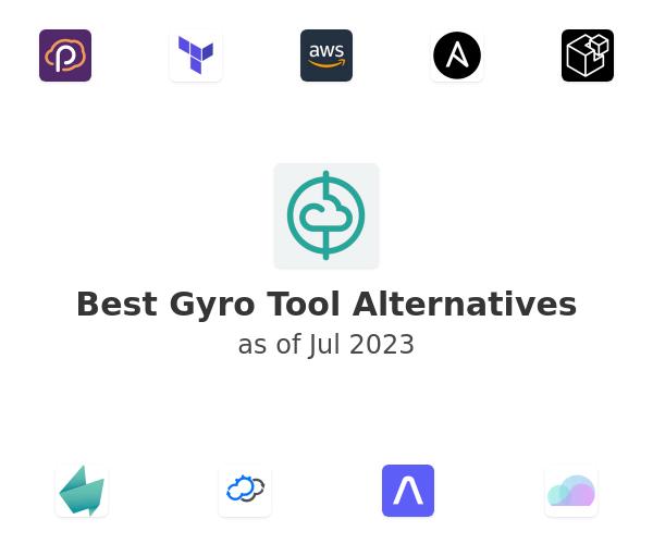 Best Gyro Tool Alternatives