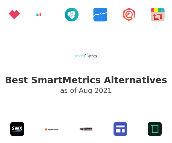 Best SmartMetrics Alternatives