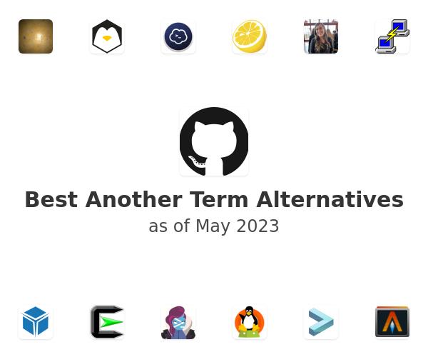 Best Another Term Alternatives