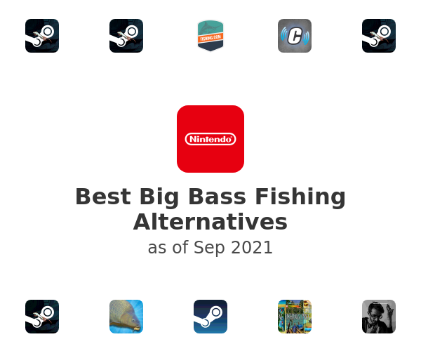 Best Big Bass Fishing Alternatives