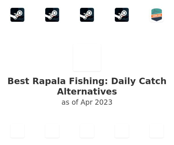 Best Rapala Fishing: Daily Catch Alternatives