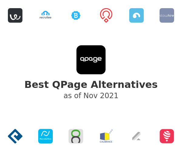 Best QPage Alternatives