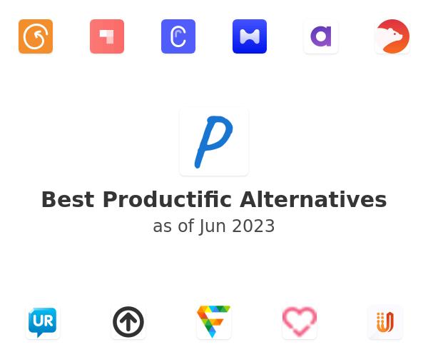 Best Productific Alternatives
