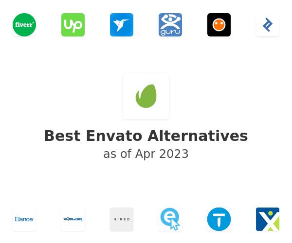 Best Envato Alternatives