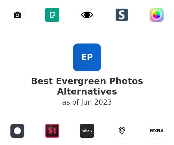 Best Evergreen Photos Alternatives