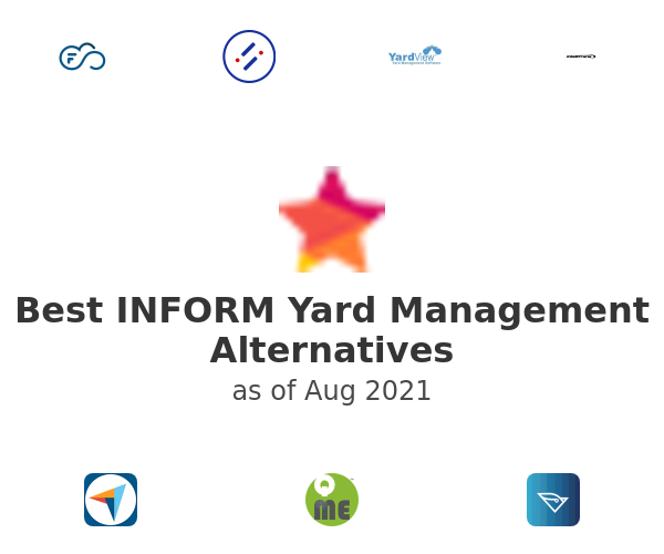 Best INFORM Yard Management Alternatives