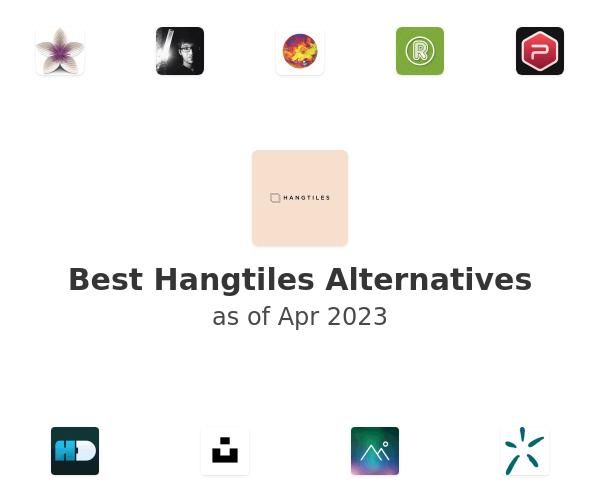 Best Hangtiles Alternatives