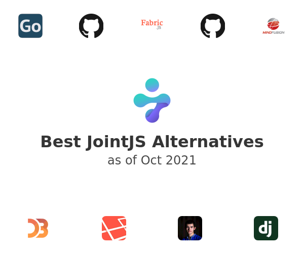 Best JointJS Alternatives