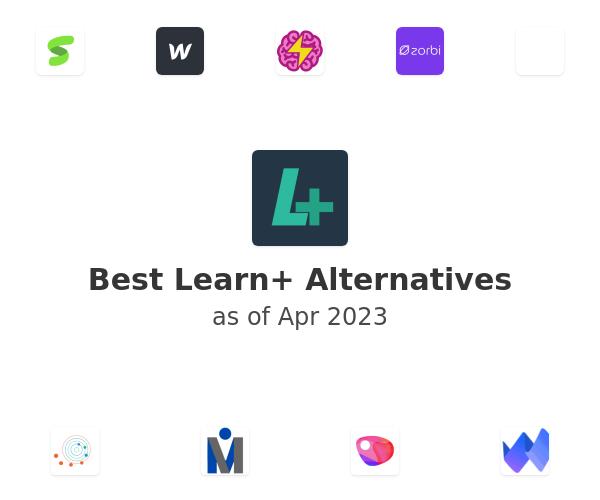 Best Learn+ Alternatives