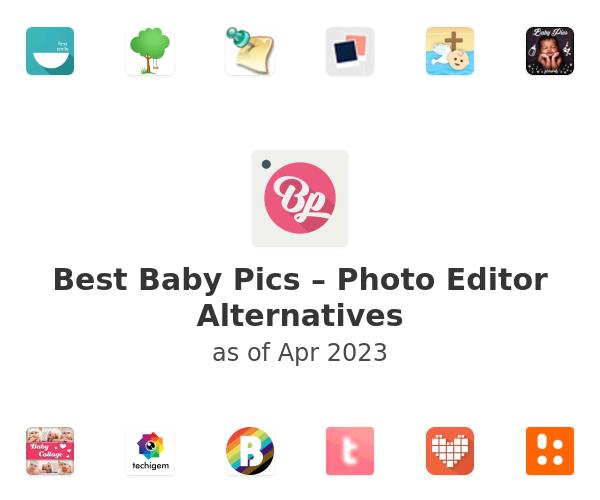 Best Baby Pics – Photo Editor Alternatives